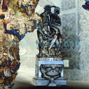 Grotto by Buontalenti No.4 - surrealism print- photography - Florence - Italy - Palazzo Pitti