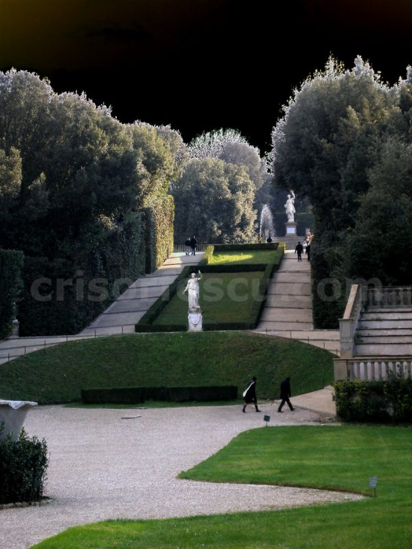 Boboli Gardens No1-surrealist-photography-digital-print-surrealism-art-giclee