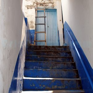 Blue_Stairs_with_Ladder-Greek_Blue