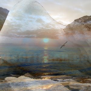 Alaska-Sunset